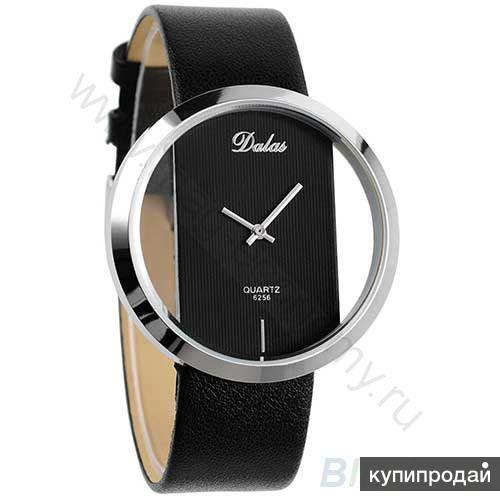 Женские часы без циферблата