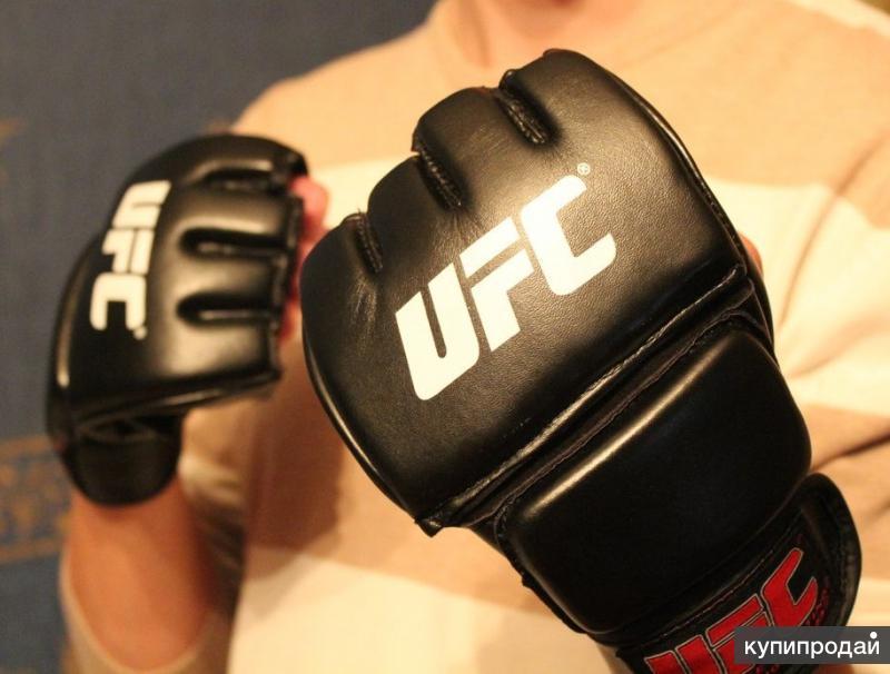 Перчатки UFC для смешанных единоборств