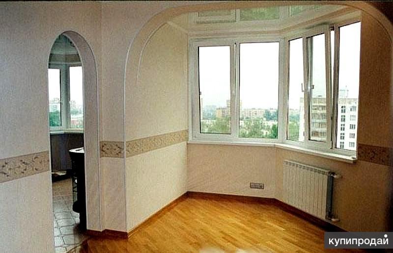 Недорогой ремонт квартир, комнат, помещений