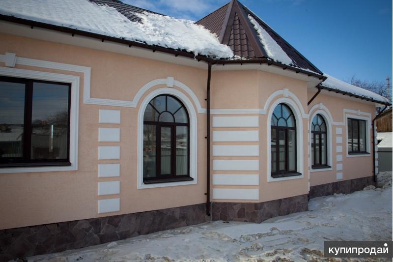 Продаю новый коттедж  в п.Рябково
