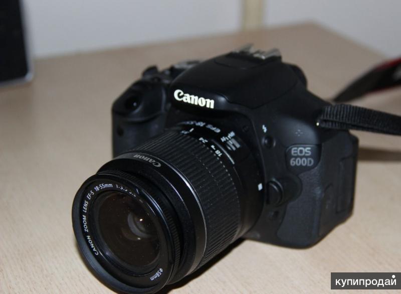 Canon 600D Kit + Зенитар C2.8/16мм + Nodal Ninja 4