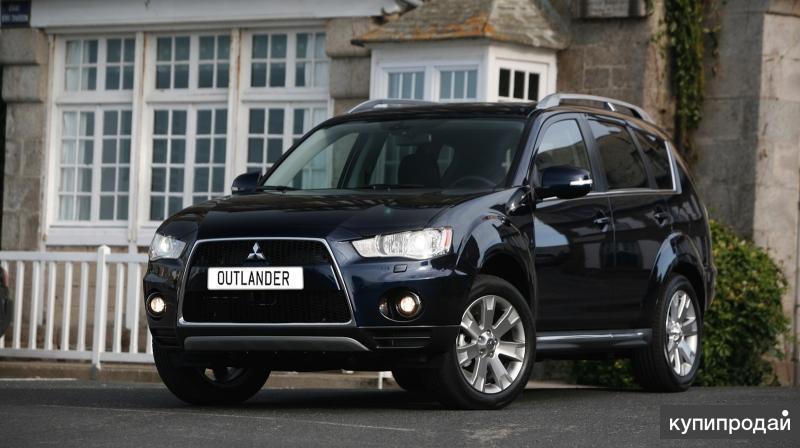 Mitsubishi Outlander 2010 г.