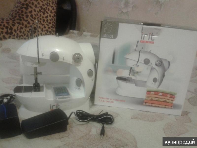 продам швейную мини машинку