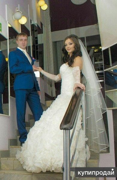 Продам свадебное платье!!