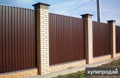 Заборы в Калининграде. Качественно и недорого