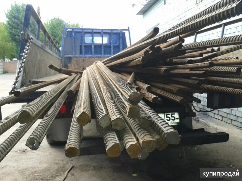 Куплю арматуру строительную