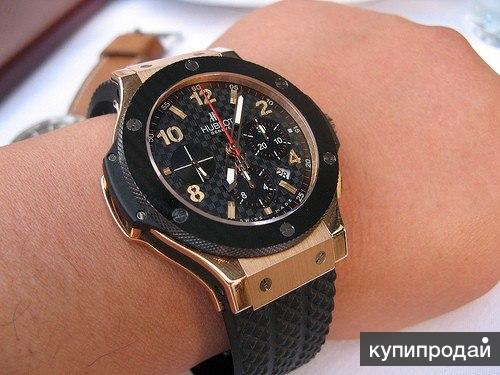 Часы Hublot Big Bang скидка 70%