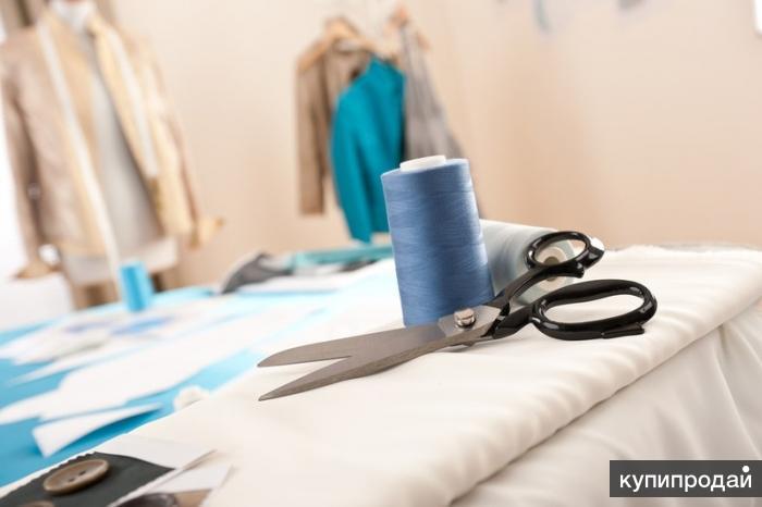 Швейное производство, продается
