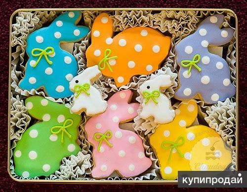 Делаю на заказ тортики, капкейки, пряники и куличи!!)