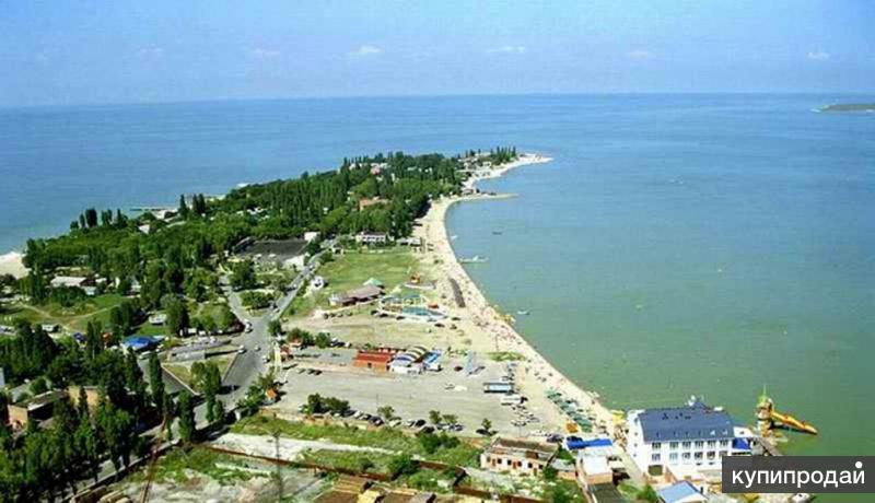 предложение отдохнуть по Азовскому морю
