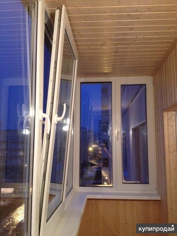Санкт-петербург - остекление и отделка балконов и лоджий.