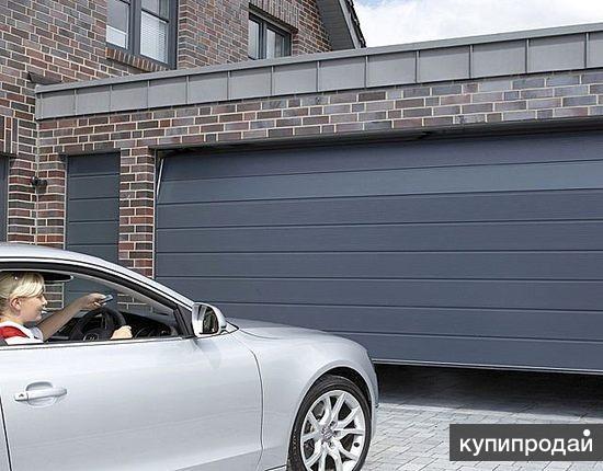 Автоматические гаражные ворота и рольставни