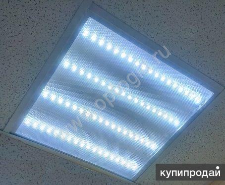 Офисный светодиодный светильник DSO1-6 СТМ (стандарт)