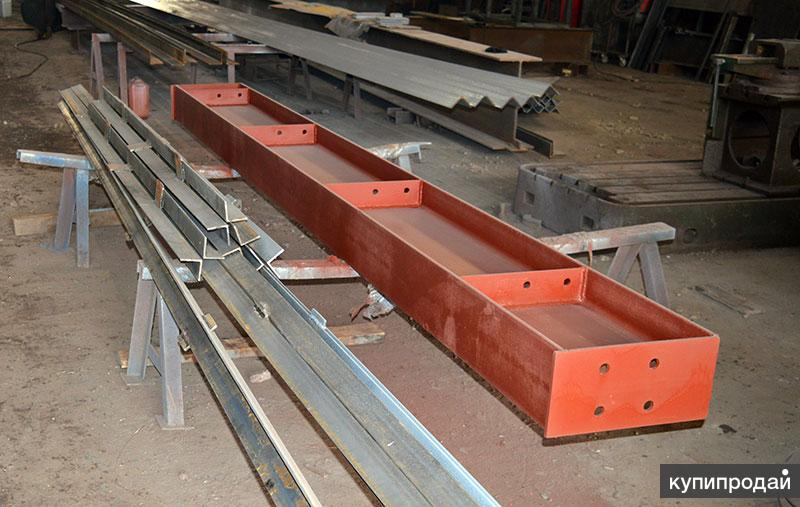 Прогоны металлические - от 9000 р/тонна