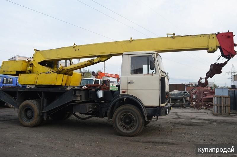 Аренда Автокран 14 тонн - 1000 р/час