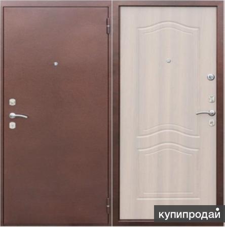 купить теплую входную металлическую дверь в чеховском районе