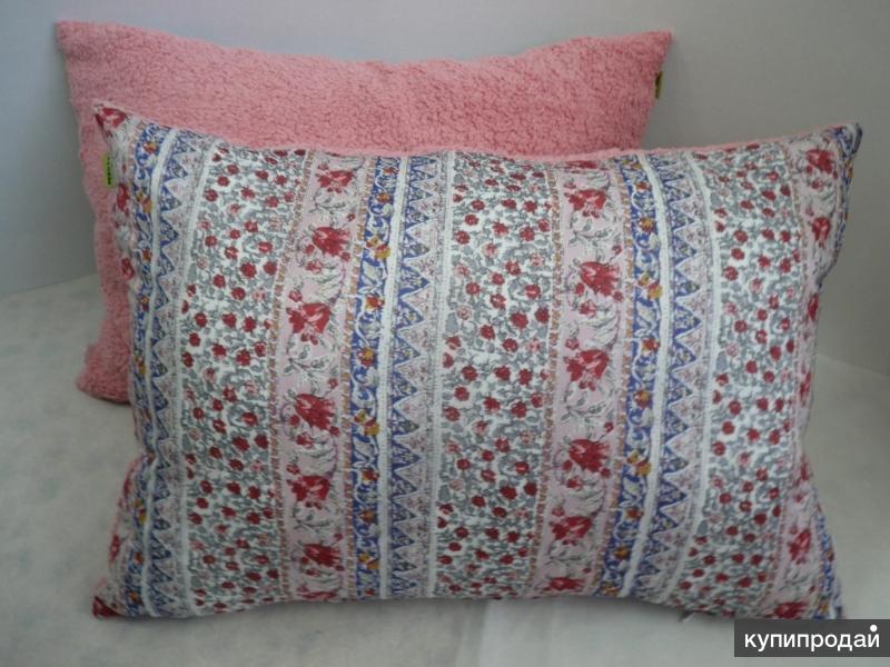 мягкие красивые подушки
