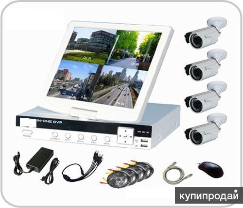 установка систем видеонаблюдения в Брянске