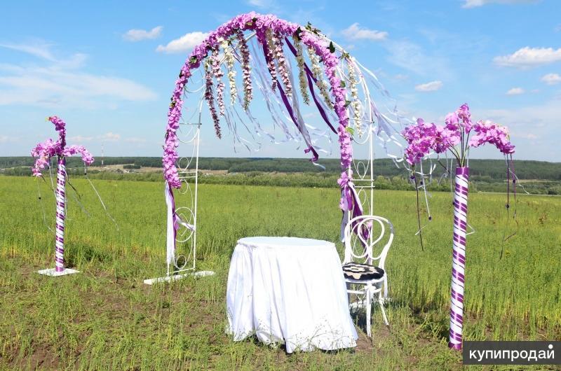 Оформление выездной регистрации брака, залов для торжества