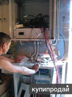 Бригада монтажников слаботочных систем в Пензе