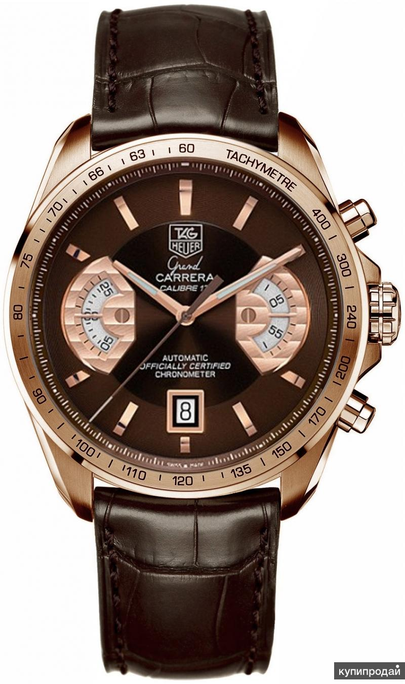 деле некоторые tag heuer carrera calibre 17 gold его стоит