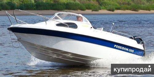 Продаем катер (лодку) Бестер 500 (Посейдон)