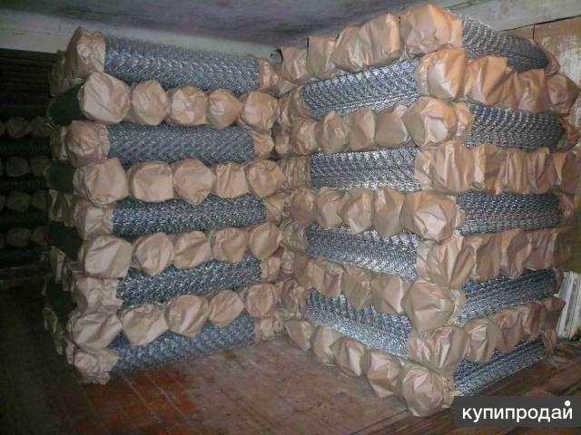 Сетка рабица оцинкованная с доставкой по области