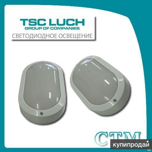 Светодиодный светильник для жкх DSO6-2 CTM