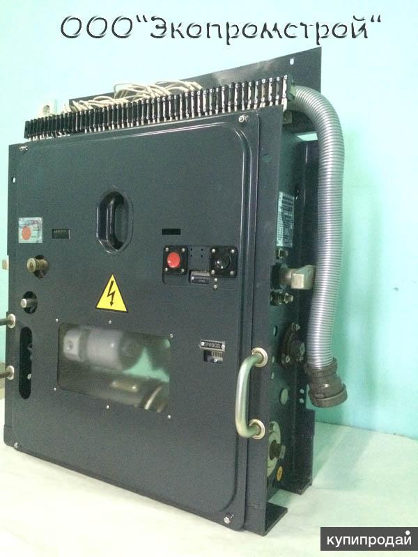Продаю привод выключателя ВМПП 10. Ток 630А, 1000А