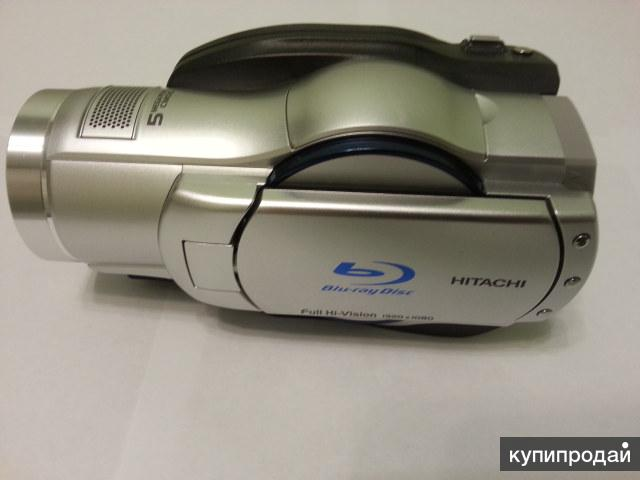 Видеокамера HITACHI DZ-BD7H