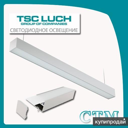 Потолочный светодиодный светильник DSO 15 стм