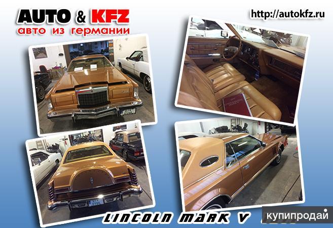 Lincoln Mark V 1977 Coupé