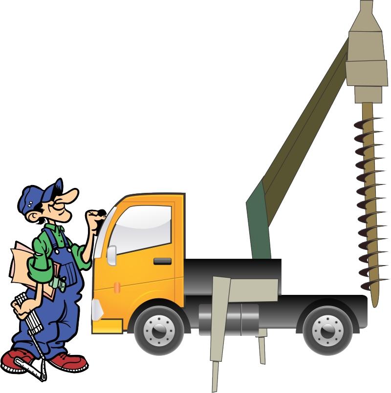 Бурение скважин, монтаж, оборудование