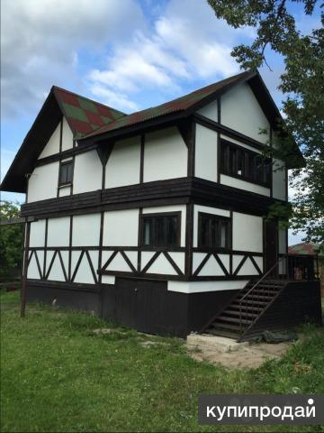 Продам дом 2 этажа 81 кв.м. (кирпич) на участке 15 сот