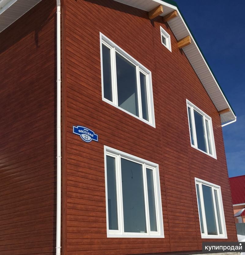 Новый дом евро стандарт на 10 сотках