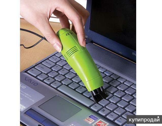 USB Пылесос, гаджет для компьютера