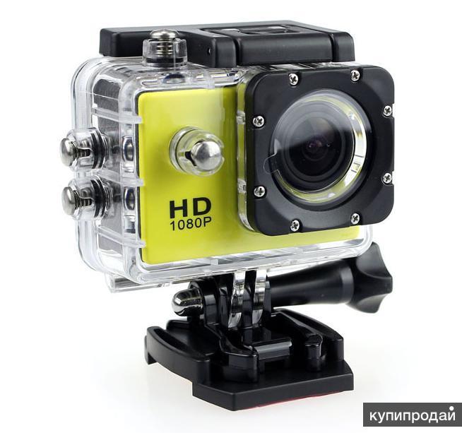 Экшн камера SJ 4000 с гарантией Пенза