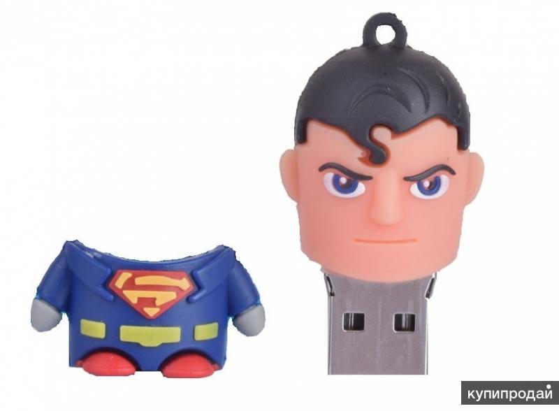Флэшки Супер герои