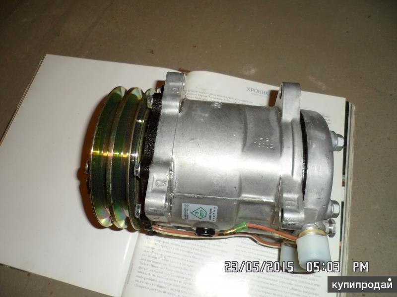 Компрессор кондиц (под два ремня) GW safe, пикап 8103010-D01///11-8104020B