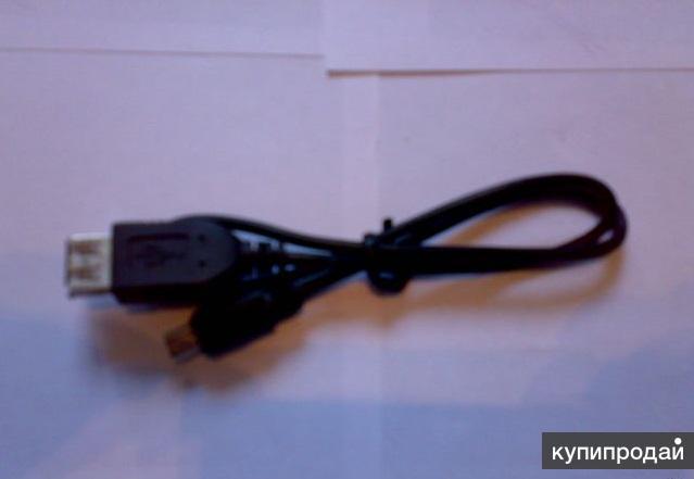 Кабель USB штекер - USB micro