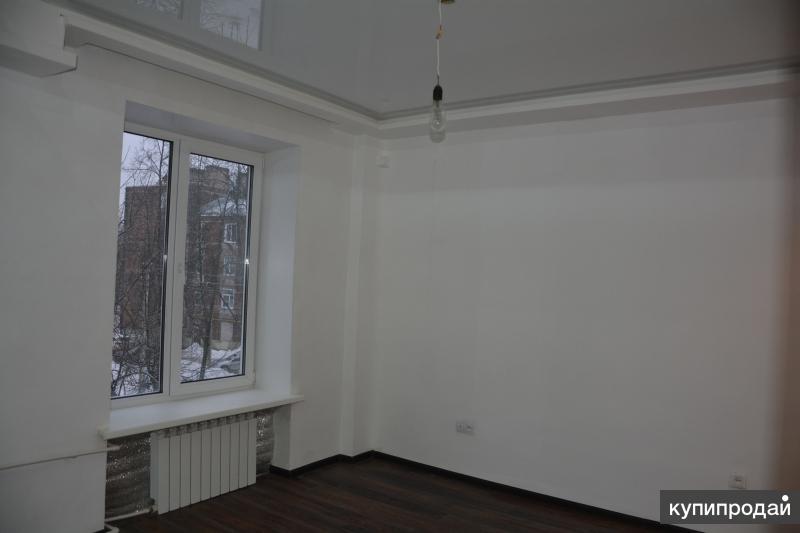 Продам 3-к квартиру в центре города