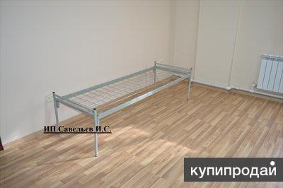 Металлические кровати эконом-класса в Йошкар-Оле