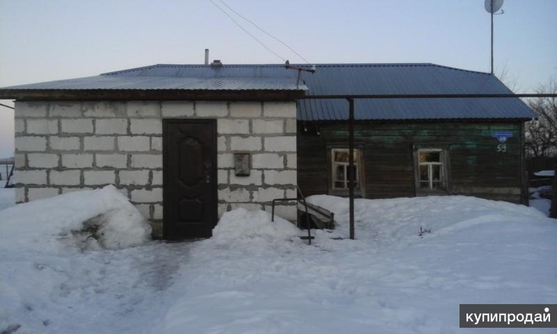 Дом 40.3 м² на участке 50 сот.
