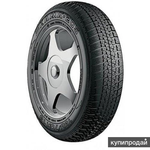 Продам шины марка Нижнекамскшина КАМА-205 175/70 R13 без камеры