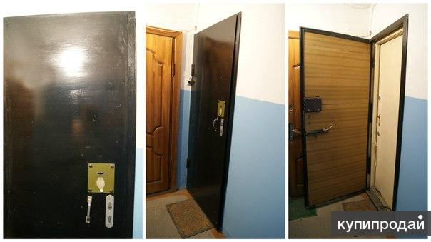 стальные входная дверь 210 90