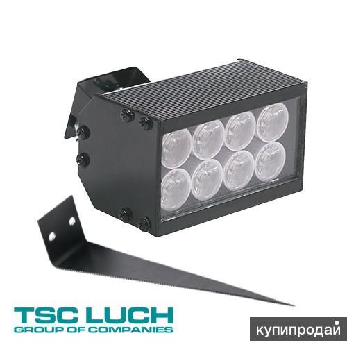 Ландшафтный светодиодный светильник DSO17-4 CTM, 105х60х60 (без крепления)