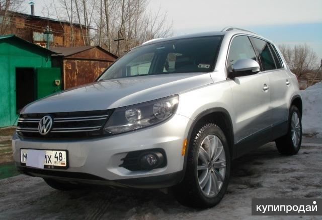 Продажа Volkswagen Tiguan в отличном состоянии