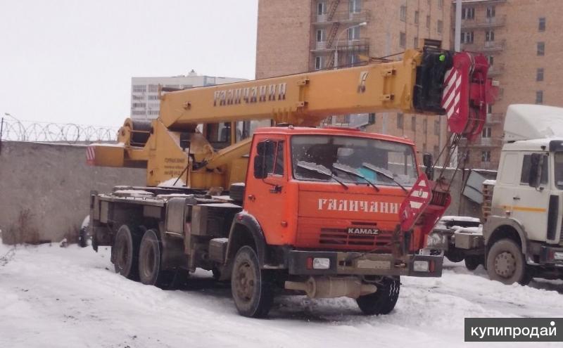 КАМАЗ галичанин 2013 год 25 тонн 28 метров