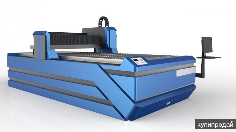 Лазерный станок по металлу Rabbit CM 1325, 500W