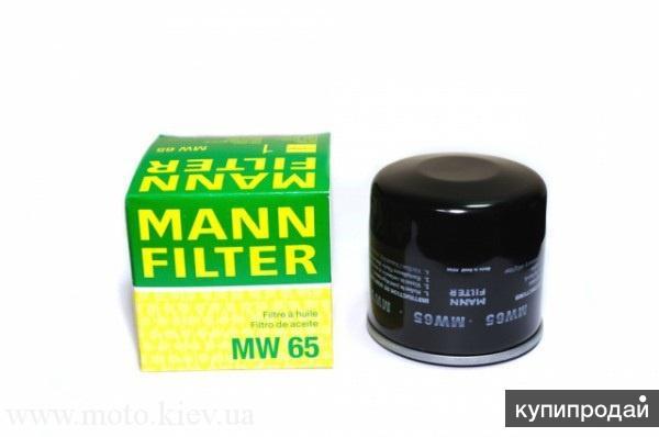 Фильтр масляный MANN (moto) HONDA